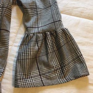 beachlunchlounge Dresses - NWT BEACHLUNCHLOUNGE Plaid Dress